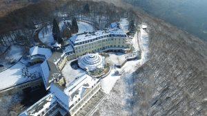 Luftaufnahme Petersberg Steigenberger Hotel