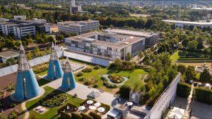 Luftaufnahme Drohne artquadrat Bonn